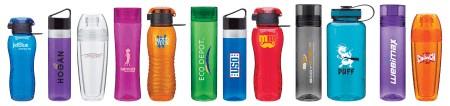 BPA Free Tritan Water Bottles