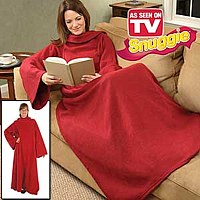 Snuggies Available with Your Logo