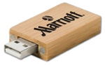 Bamboo USB Drive