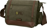 Cotton Canvas Messenger Bags