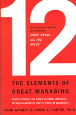 12, The Elements of Great Managing