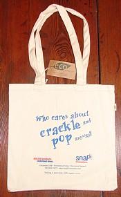 Organic Economy Tote Bags